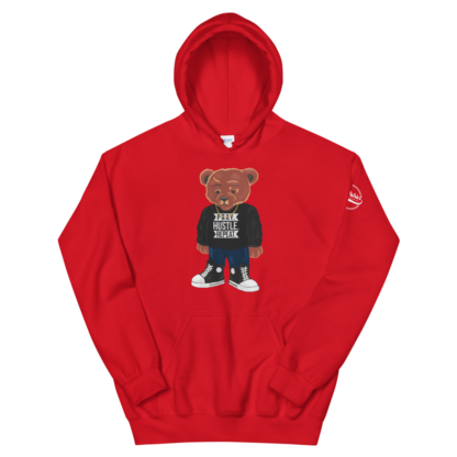 Comizzzle_Pray_Hustle_Repeat_Hoodie_Red_Mockup_0