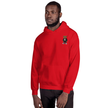 Comizzzle_Pray_Hustle_Repeat_Embroidered_Hoodie_Red
