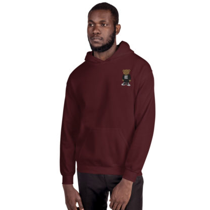 Comizzzle_Pray_Hustle_Repeat_Embroidered_Hoodie_Maroon
