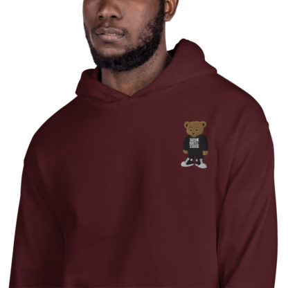 Comizzzle_Pray_Hustle_Repeat_Embroidered_Hoodie_Maroon_1