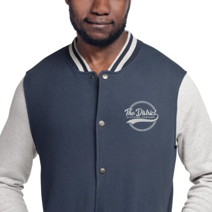 The_District_Embroidered_Bomber_Jacket_Navy_Oxford_Grey